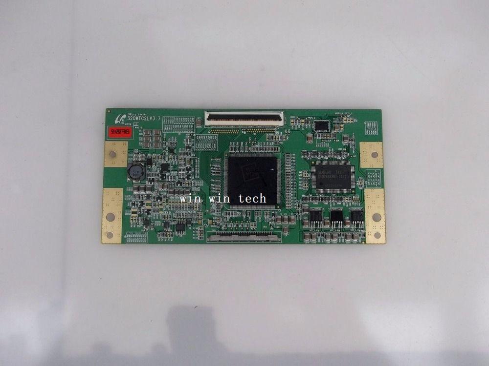 Freies verschiffen 100% Original LA32R81BA Logic board 320WTC2LV3. 7 LTA320WT-L06 Gute test 320WTC2LV3. 7