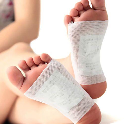 100packs=200pcs/lot Kinoki Detox Foot Pads Patches With Adhesive / No Retail Box(200pcs=100pcs Patches+100pcs Adhesives) 2018