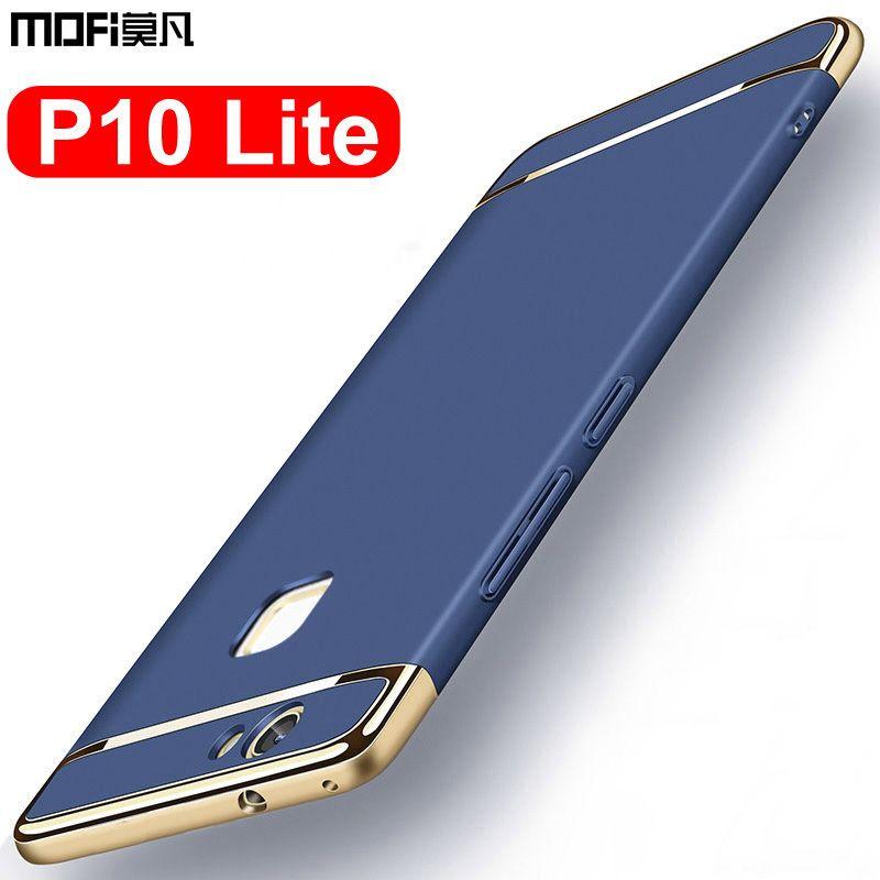 Huawei P10 Lite case Huawei P10 Lite case cover luxury black blue shockproof MOFi  back coque hard Huawei P10 Lite case