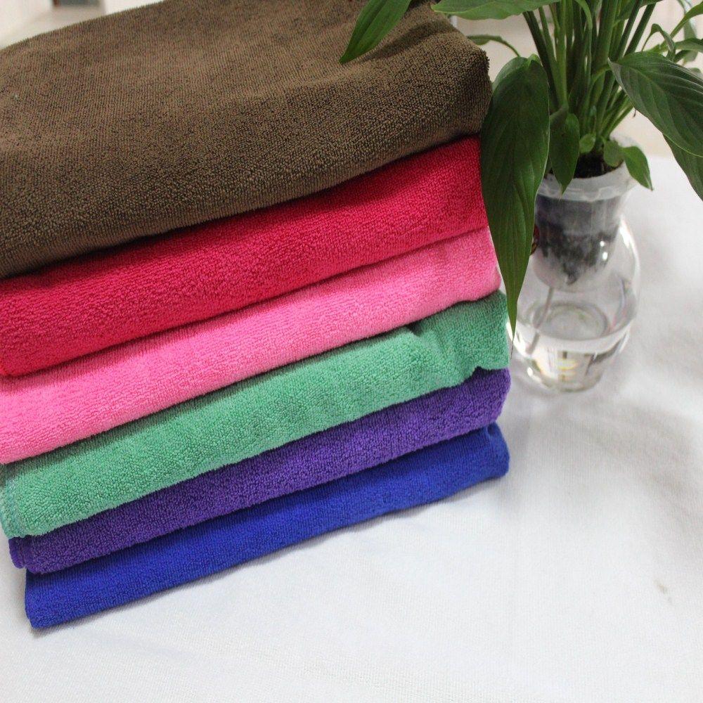 140x70cm bathroom Microfibre For Bath towels Super Soft Water Aborsbent Sports <font><b>aqua</b></font> Gym Microfiber towel quick drying hair
