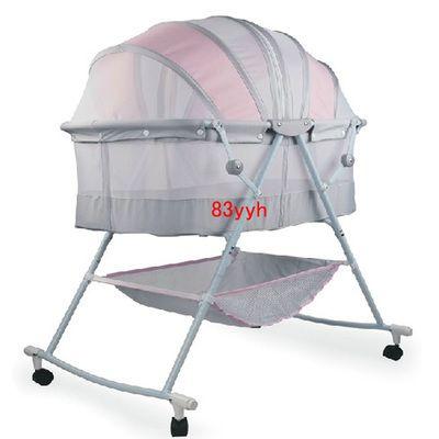 Детская кроватка. Колыбель. Складная люлька. Кроватка для новорожденного. Передвижная люлька