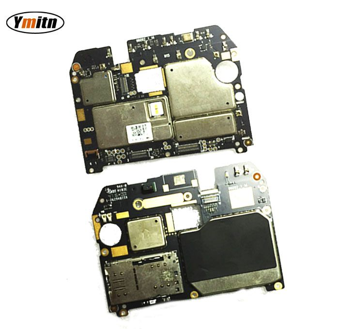 Ymitn Unlocked Electronic Panel Mainboard Motherboard Circuits Flex Cable With Firmware For Meizu Meilan M5 note5 note 5