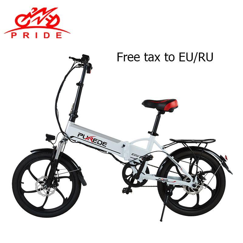 20 zoll Elektrische fahrrad 48V12. 5A Lithium-Batterie Aluminium Klapp elektrische Fahrrad 350 W Leistungsstarke Motor Schnee/Berg e fahrrad Stadt
