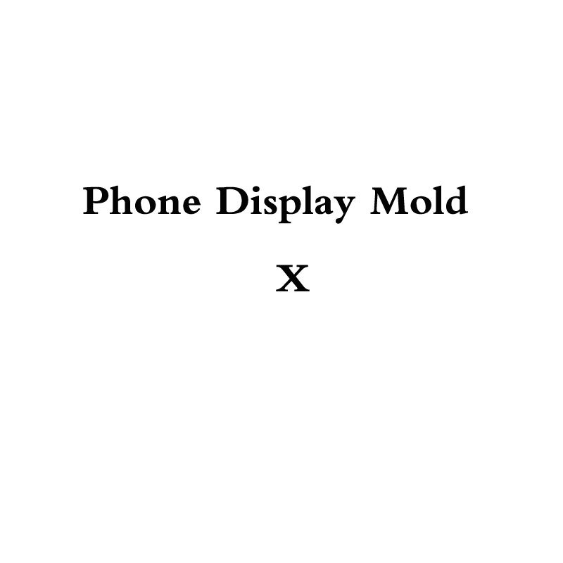 Non Working 1:1 Size Display Mobile Phone Model, Mold X New Come