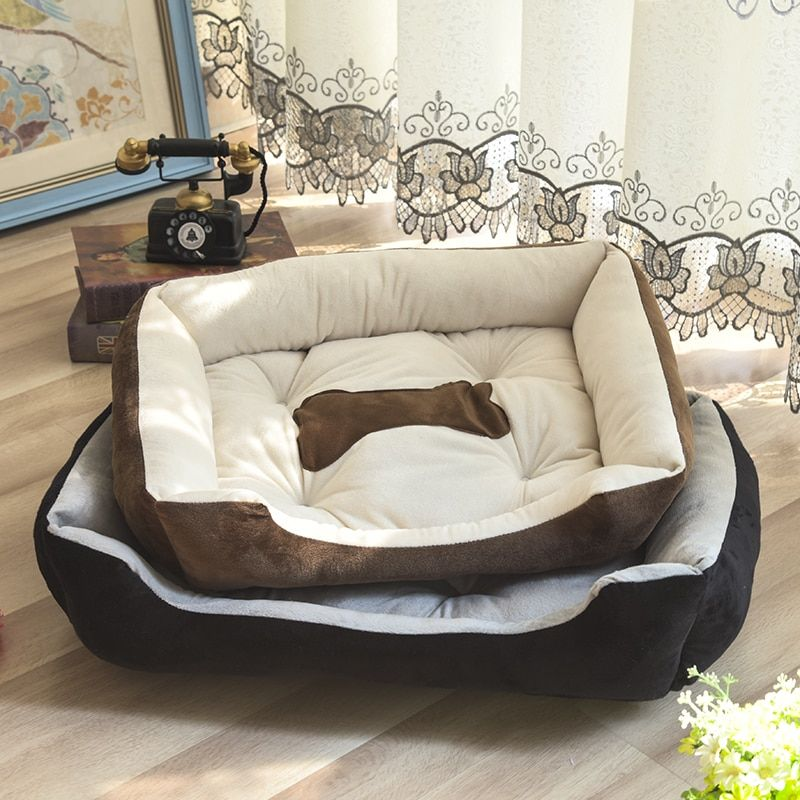 NEW Kennel Poodle Pet nest cat litter Small medium-sized large canine Golden Retriever Poodle Dog bed Mat Dog products