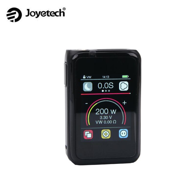 Original Joyetech Cuboid Pro 200W Box Mod Touch Screen TC 2.4 inch E-Cigarettes MOD