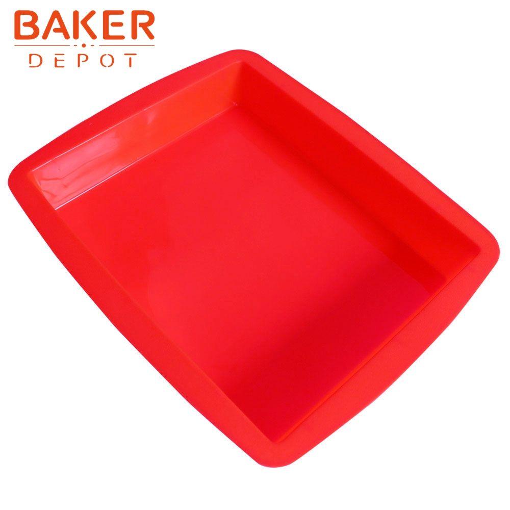 Fournir une grande rectangulaire En Silicone Gâteau moule à pain moule FDA qualité CDSM-142