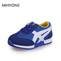 Sepatu Anak-anak Gadis Anak Laki-laki baru Sepatu Olahraga Antislip Bawah Lembut Anak-anak Fashion Sneaker Nyaman Bernapas Mesh (Bayi/Sedikit Kid)