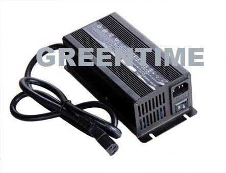 High Quality Aluminum Housing 48V 6A Lead Acid/AGM/SLA Battery Charger/EV Charger/E-tricycle Charger