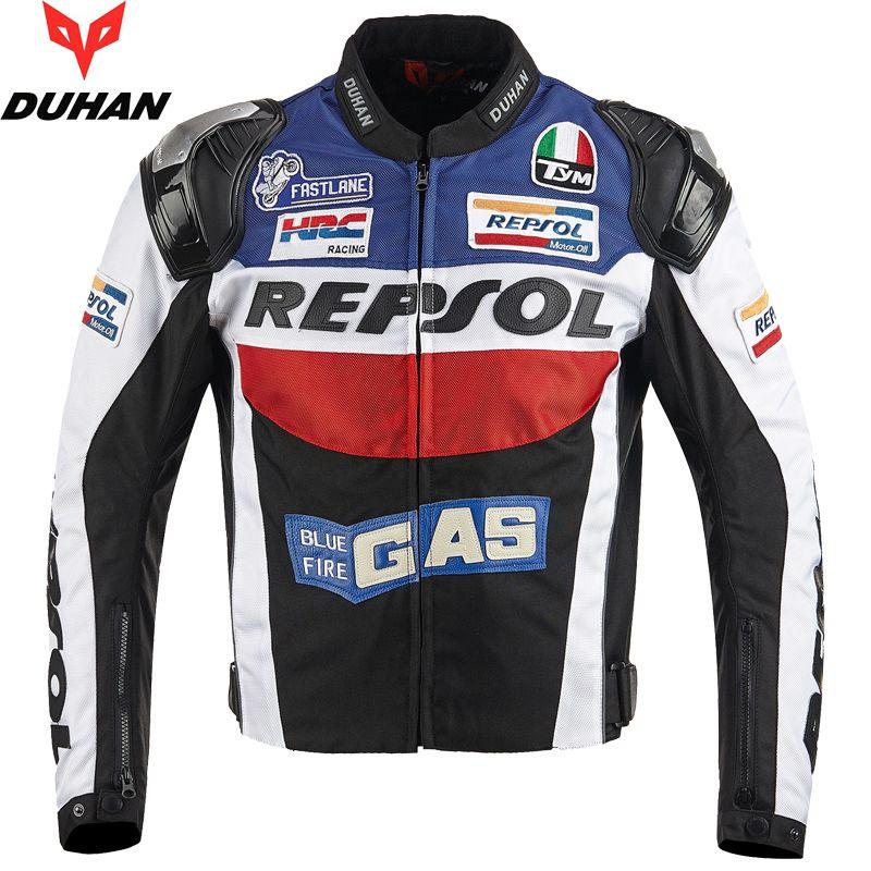 Neueste DUHAN moto rcycle Jacken moto GP REPSOL moto rbike Racing Jacke Top Qualität OXFORD Reiten Jersey