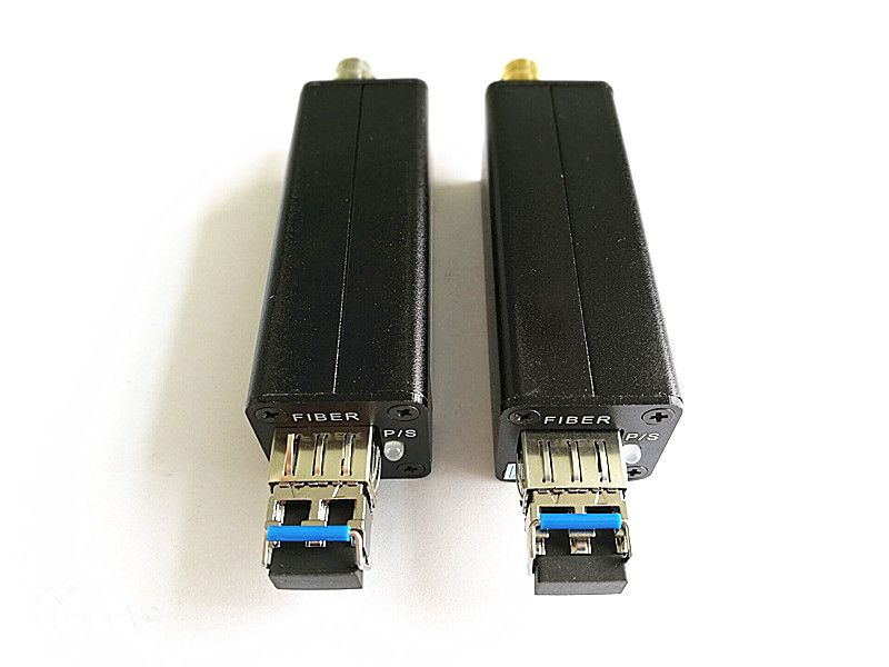 Mini HD-SDI optical transceiver Fiber to SDI Media converter Video over fiber