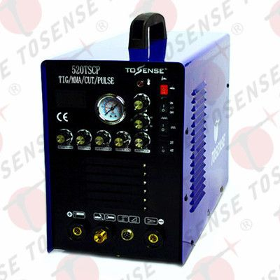 Multifunction Welding Machine TIG CUT MMA PULSE 110V 220V Both 200A 50A Protable Free Shipping