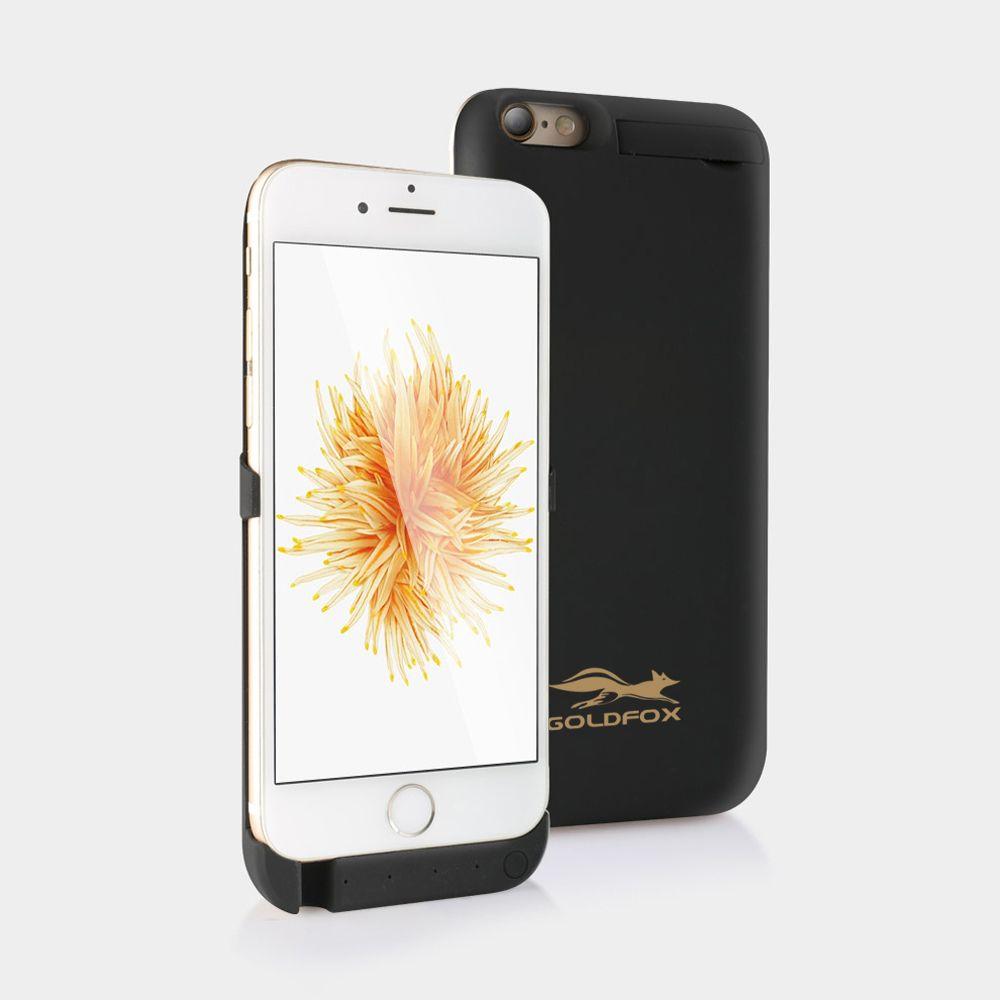 5000/8000 mAh Batterie Chargeur Cas Pour iphone 6 6 s Cas de Batterie Externe D'alimentation de secours Banque Charge Housse pour iphone 6 6 s plus