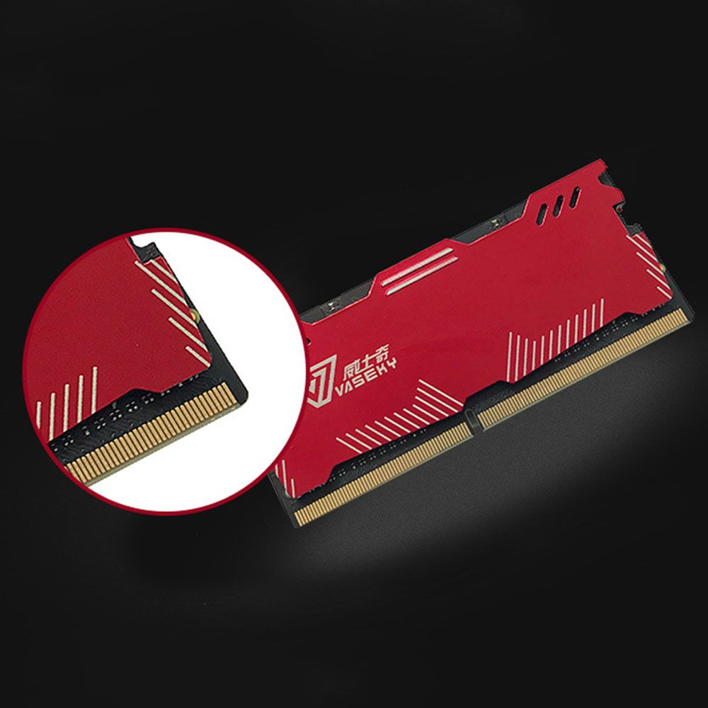 Vaseky 8GB DDR4 2400MHz  Laptop RAM PC Memory Computer Memory Module High Speed For Expend Memory And Higher Games Experience