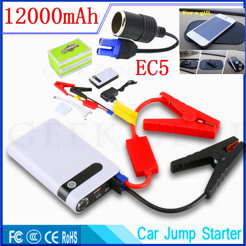 2017 Mini Starting Device Jump Starter Pack Portable Starter Battery Car Charger for Auto Launcher for Car 12V Power Bank Buster