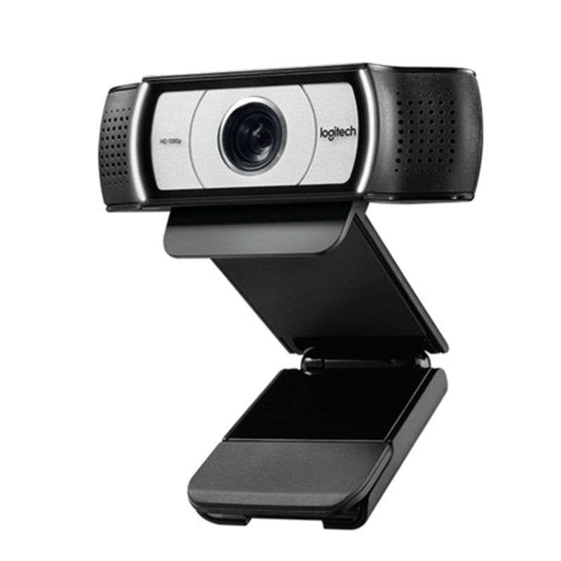 New Genuine 100% Logitech Webcam C930E 15MP FHD Camera 1920*1080P HD Webcam DDP ASOS Webcamera Send Stand