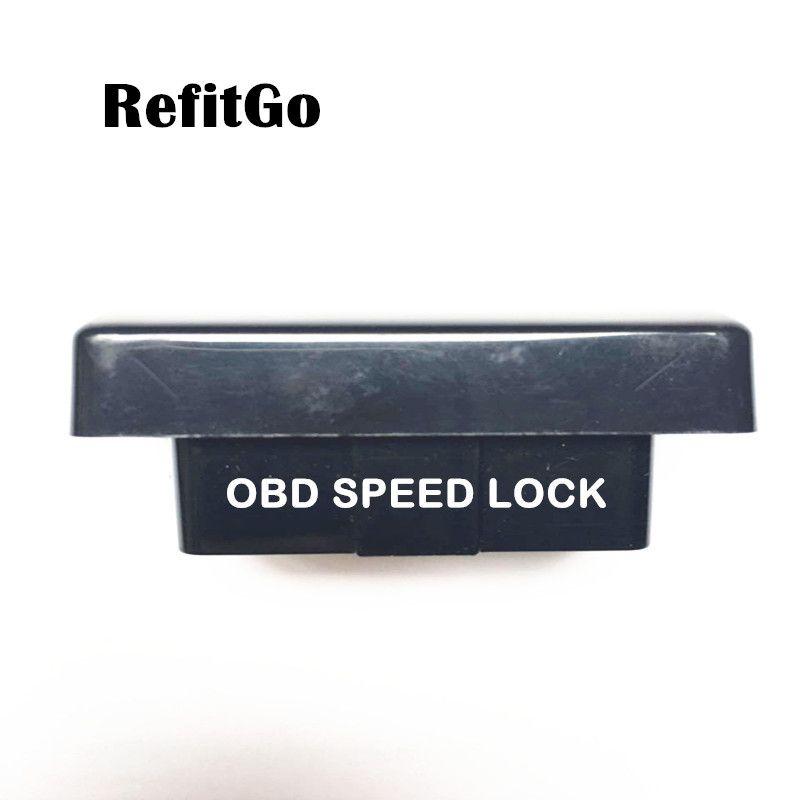 Free Shipping +Car Auto OBD Speed Lock & Unlock Device Safety  For Toyota RAV4 2009-2016