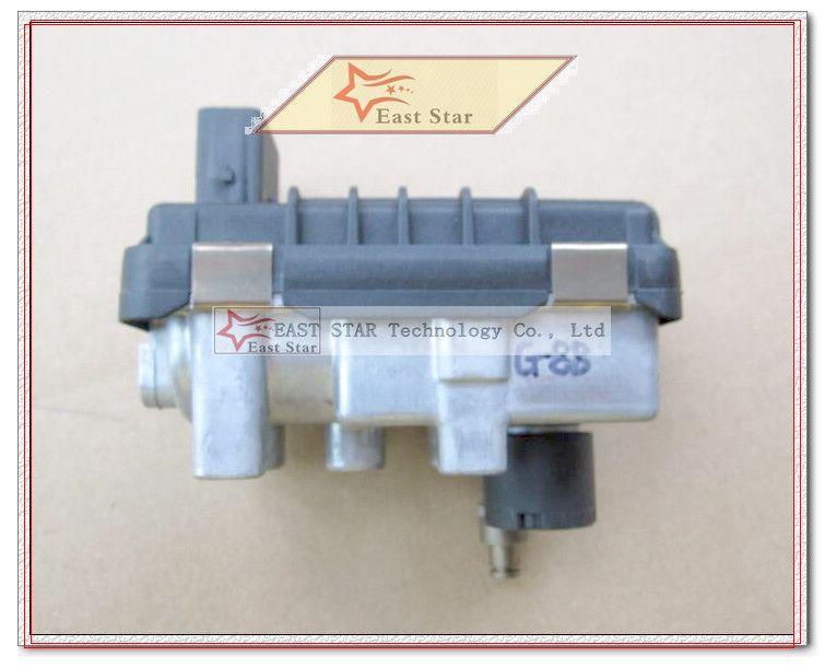 Turbo elektronische Antrieb wastegate G-88 G-088 767649 6NW009550 787556 BK3Q6K682PC Für Ford Transit 2.2L TDCI DuraTorq Euro 5