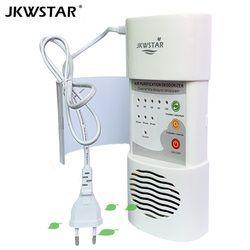 Home Ozone Air Purifier Ozonizer Air Deodorizer Generator Ozone Ionizer Sterilization Germicidal Filter Disinfection Odor Clean