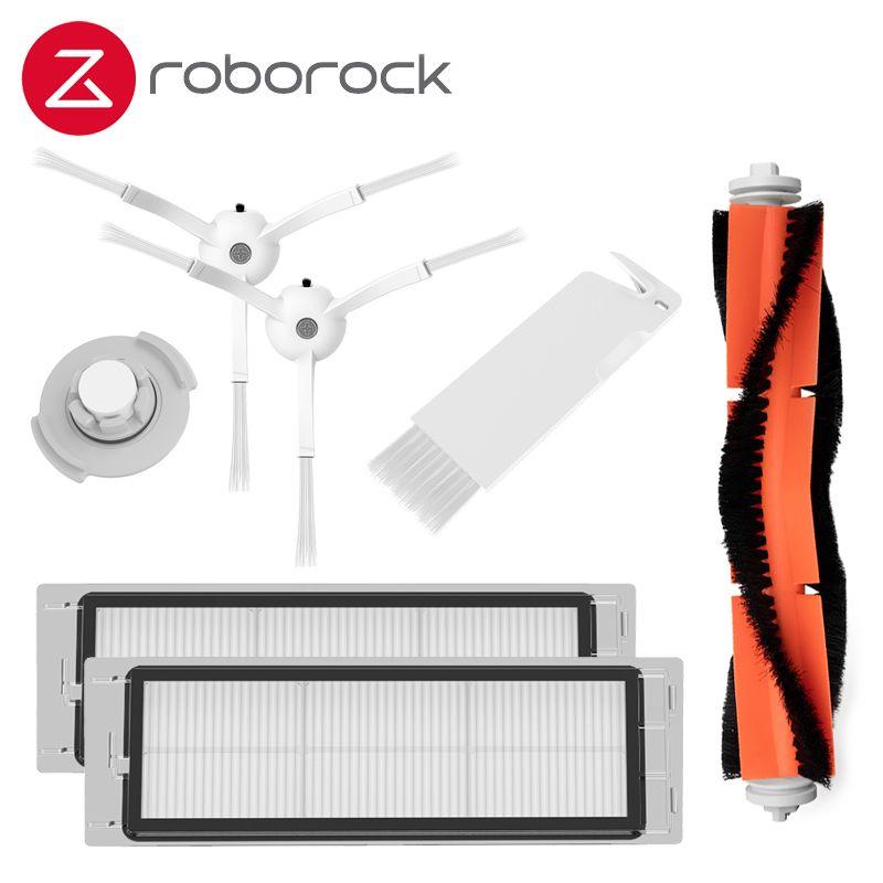 Accessoires de rechange pour Roborock S50 S55 Xiaomi Robot aspirateur 2