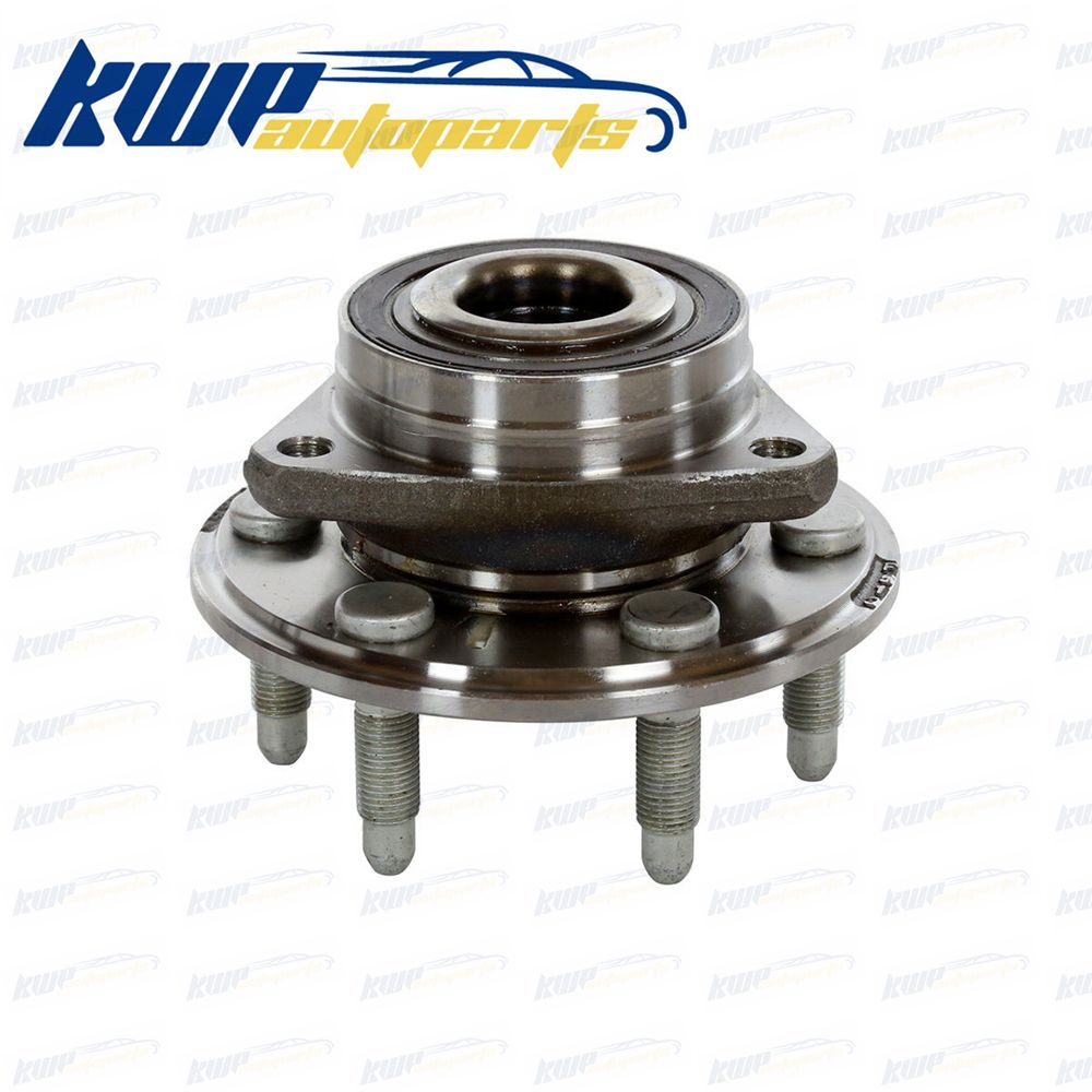 New Complete Front or Rear Wheel Hub and Bearing Assembly for Cadillac SRX #513289