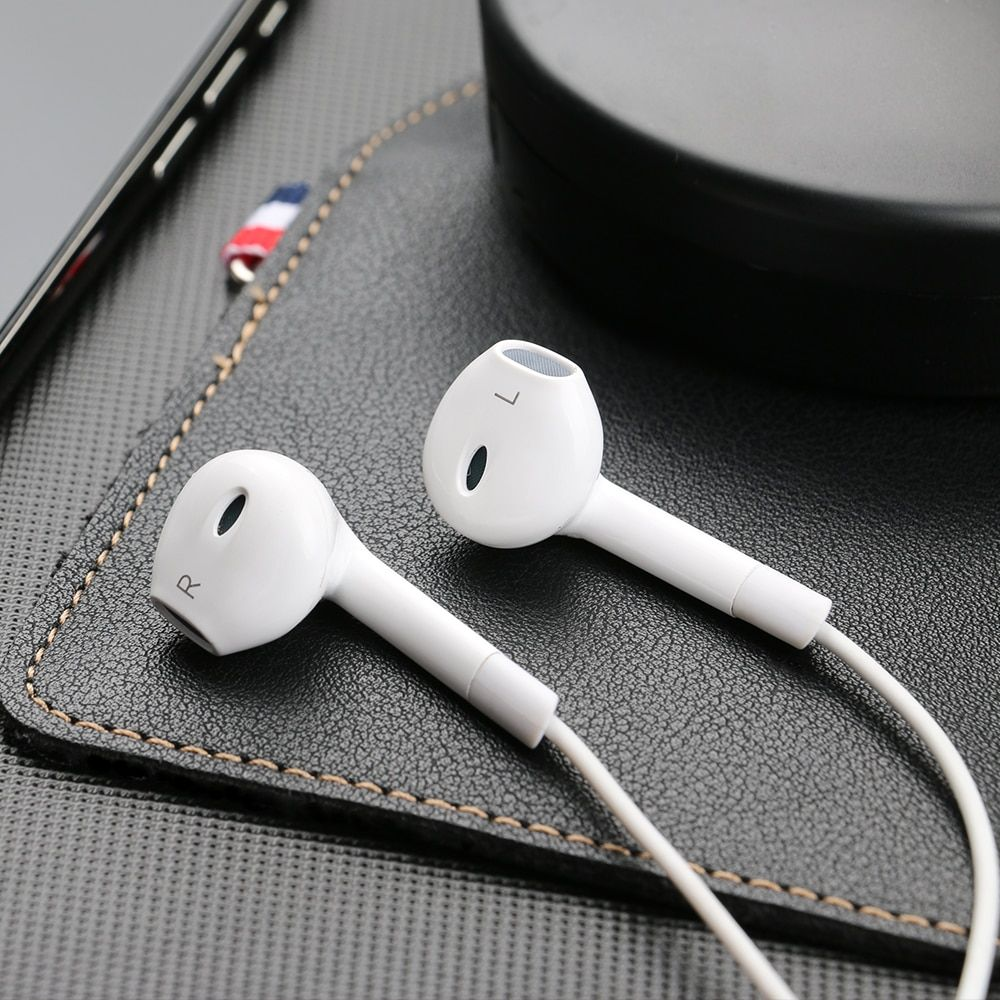 Langsdom Patent Half In-ear Stereo Bass Earphone Headset with Mic 3.5mm auriculares Earphones for Xiaomi iPhone Samsung