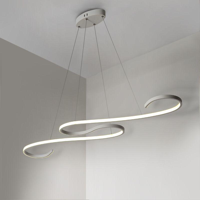 Minimalism hanging lamp Modern Led Pendant Lights For bed Diningroom kitchen suspension luminaire Pendant Lamp Lighting Fixture