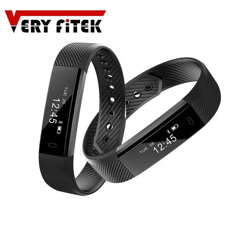 TK47 Fitness Tracker Bracelet intelligent Bluetooth 4.0 sommeil moniteur Sport Bracelet bande intelligente pour iOS Android pk Fit Bit mi bande 2