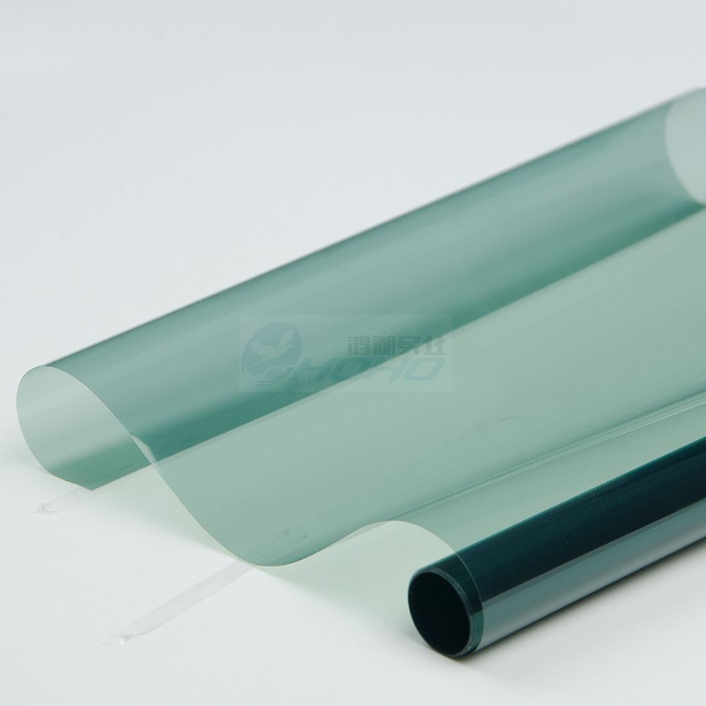 65% VLT зеленый UV400 Nano Технология Солнечный оттенок пленки sun Управление отвод тепла пленка окна 1.52 м x 20 м /5ftx65ft