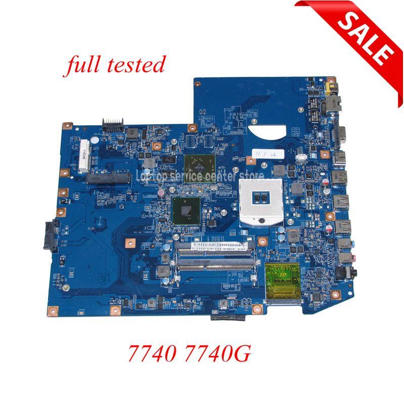 NOKOTION MB.PNX01.001 MBPNX01001 JV70-CP MB 48.4GC01.011 Laptop motherboard For acer aspire 7740 7740G DDR3 ATI HD 5470 works