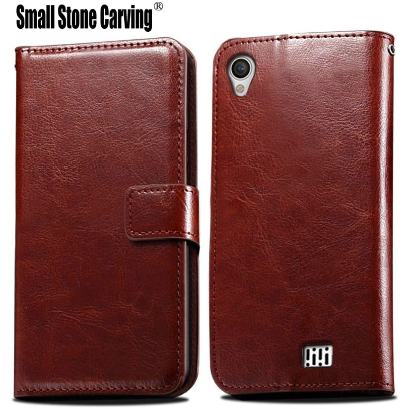 For Doogee Homtom HT16 Case Luxury Wallet PU Leather Back Cover Case For Homtom HT 16 Flip Protective Phone Bag Skin Stand