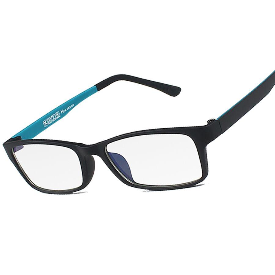 ULTEM (PEI) -de tungstène Lunettes D'ordinateur Anti Bleu Laser Fatigue résistant Aux Radiations Lunettes Lunettes Cadre Oculos de grau 1302