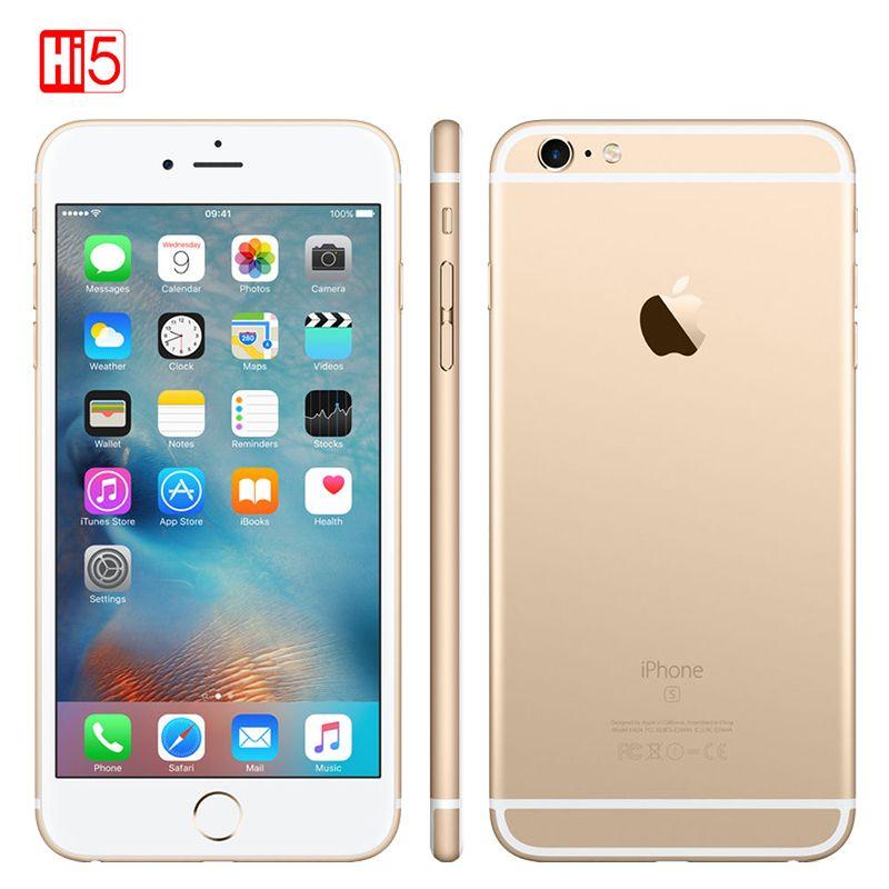 Entsperrt Apple iPhone 6 S plus 2 GB RAM 16 GB/64 GB ROM 5,5