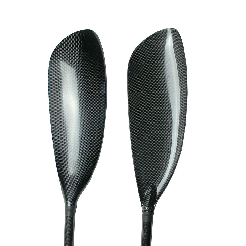 Hot sale high quality Kayak Paddle In IV Wing Blade And Oval Shaft 10cm length adjustment and Free bag-Q04