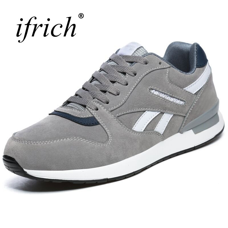 Hot <font><b>Sell</b></font> Men Womens Athletic Shoes Sport Sneakers Autumn Winter Warm Running Shoes for Couples Black Red Gym Trainers Cheap