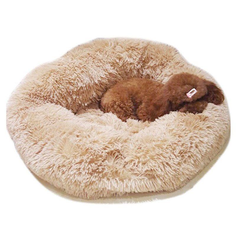 JORMEL 2019 Soft Pet Bed Dog Mats Teddy Autumn Winter Warm Plush Kennel Pet Supplies for Cat Small Dogs