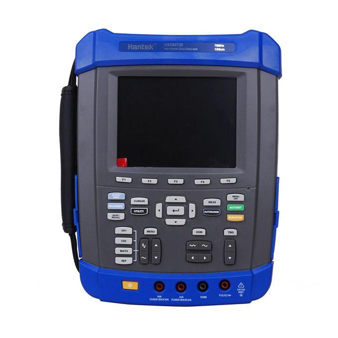 Hantek DSO8072E 70 MHz 2CH 1GS/s Oszilloskop/Recorder/DMM/Spectrum Analyzer/Frequenz