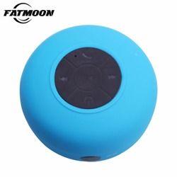 FATMOON Waterproof Mini Bluetooth Speaker Portable Wireless Speakers subwoofer mp3 player soundbar handsfree for PC smart phone