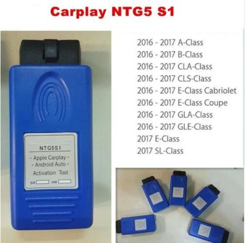 for  NTG5s1 NTG5 s1 Carplay&Android Auto OBD Activator Tool For Iphone5/6/7