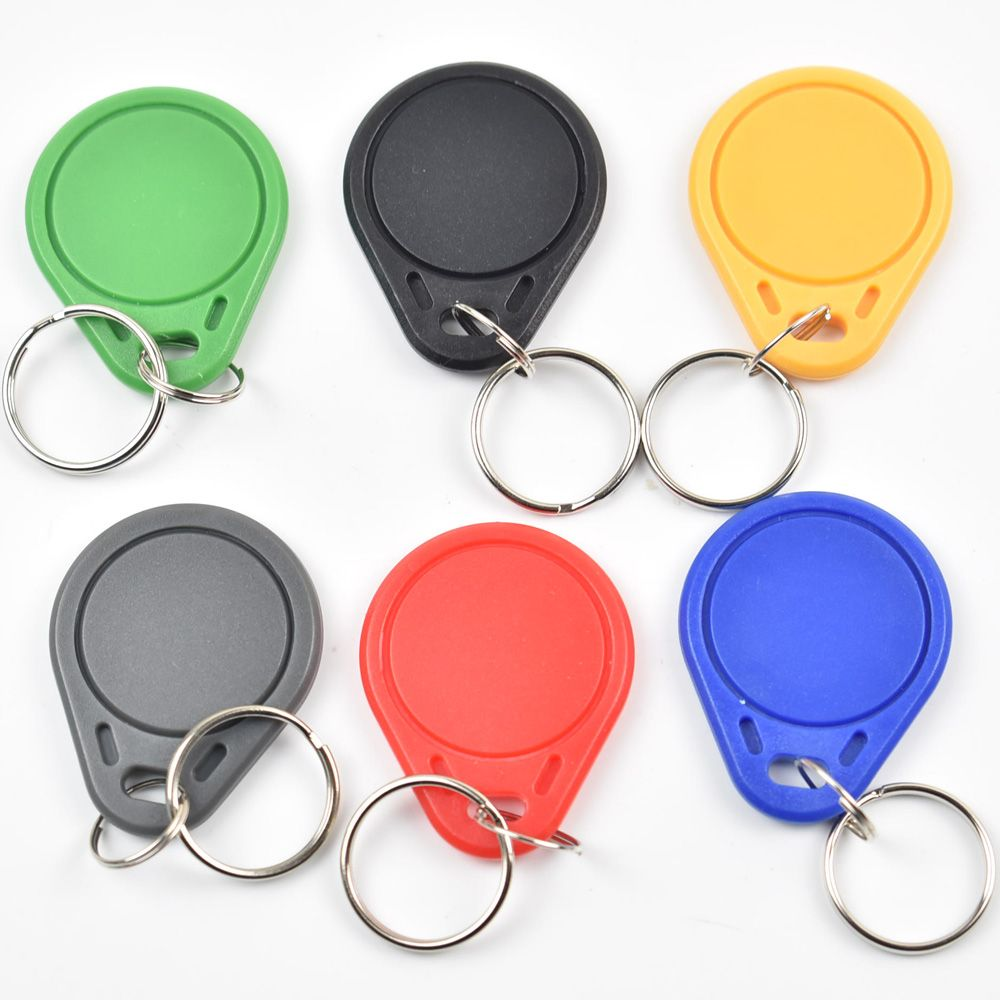 Ultralight 13.56mhz UID Magic keyfobs tags writable free shipping