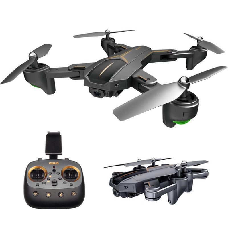VISUO XS812 GPS RC Drone With 2MP/5MP Camera HD 5G WIFI FPV One Key Return RC Quadcopter Helicopter VS SG900 E511 E58 Dron