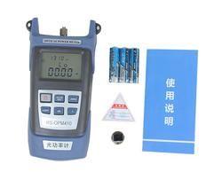 Fiber Optic FTTH SC/FC/St Konektor Kabel Serat Optik Tester Optik Power Meter Optical Power