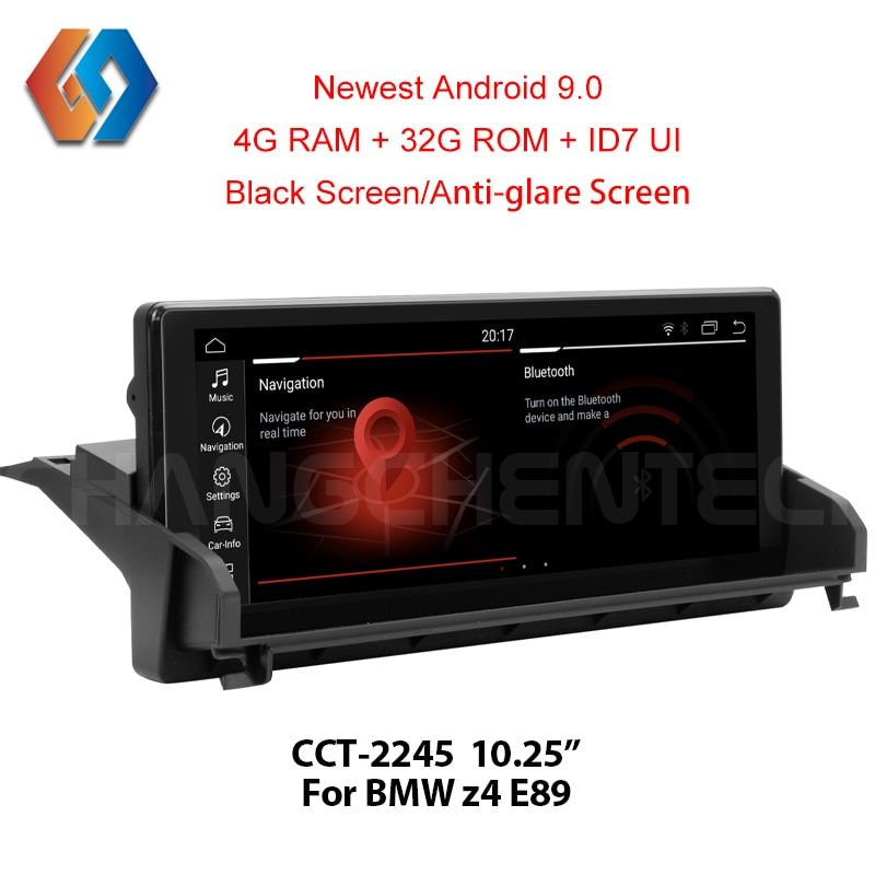 Neue Gestartet für BMW Z4 E89 Px6 Android 9.0 4G Bildschirm mit Verbesserte Kein Schatten Schwarz Bildschirm Schöner Display bei tag und Nacht 45