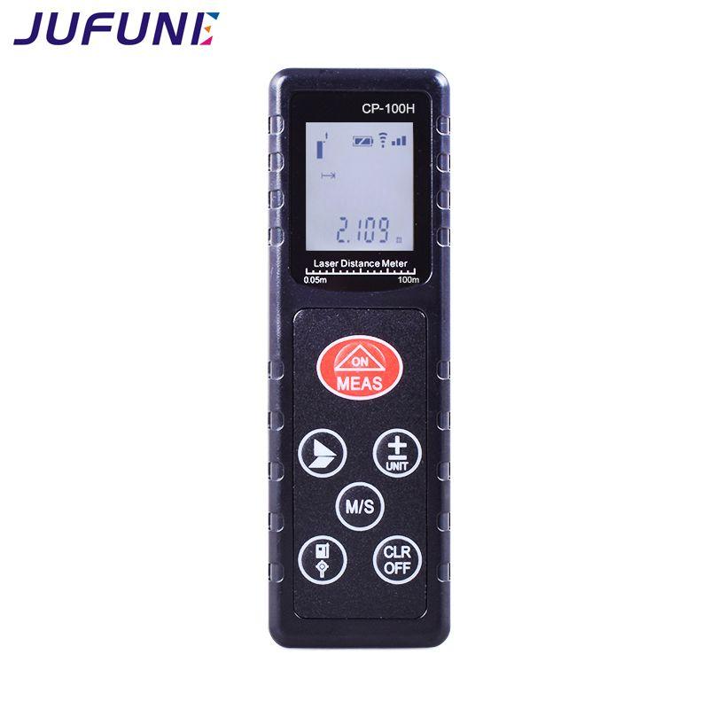 Jufune CP-100H 100 m Mini Laser Distance Compteur Numérique Ruban Mesureur
