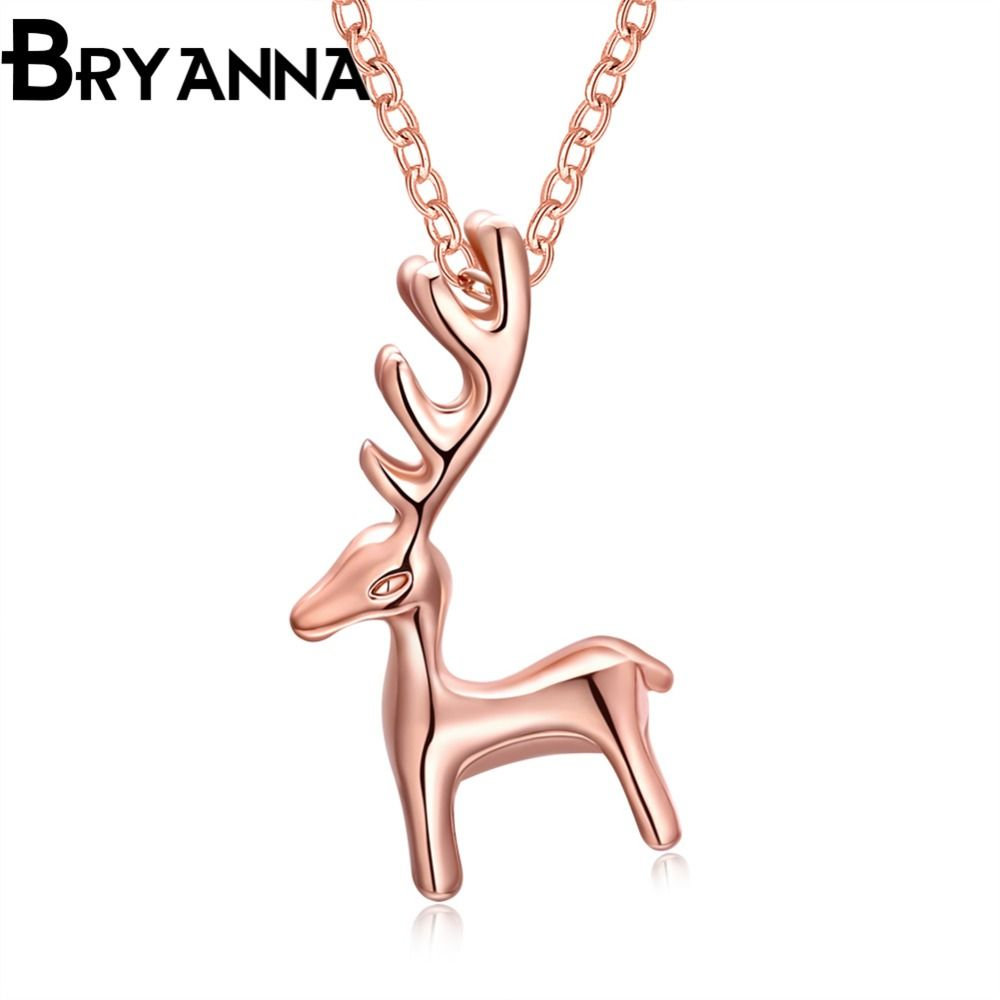 Bryanna H001 Fashion jewelry wholesale Gold colors Star pendant Necklaces for women trend necklace hight quality