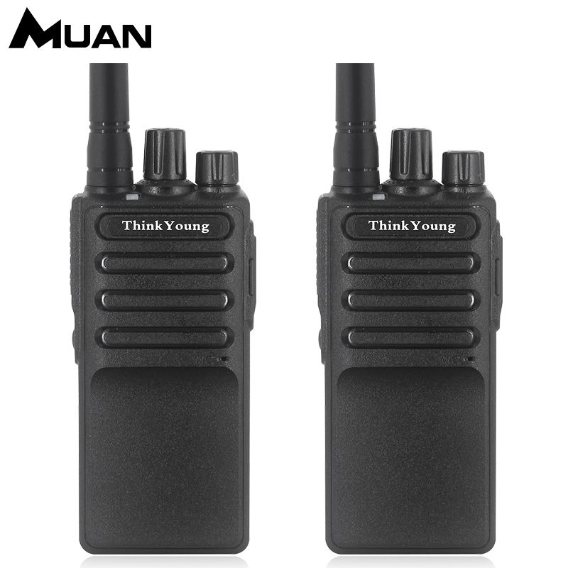 2pcs/lot Walkie Talkie 888S Radio Communicator 10km Two Way Radio 16Channels UHF 400-470MHZ Ham Radio CB Portable Walkie-talkies