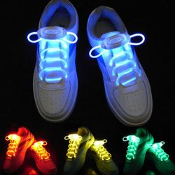 Party Skating Charming LED Flash Light Up Leuchten Schnürsenkel Schnürsenkel Shoestrings