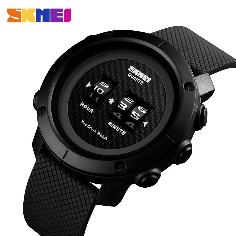 2018 SKMEI New Fashion Outdoor Sport Watch Men Digital Wristwatch Multi-function 50M Waterproof Brand Watches Relogio Masculino