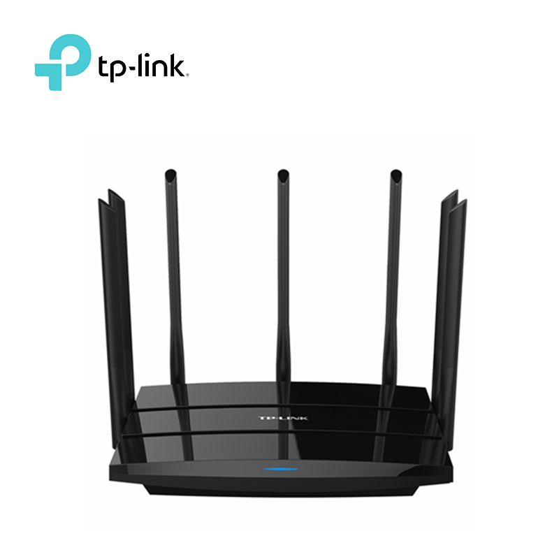 TP LINK WDR8500 Roteador Wireless Wifi Router 2.4G/5GHz Dual Band Gigabit 2200Mbps TP-Link TL-WDR8500 Wi-fi Repeater 7 Antennas
