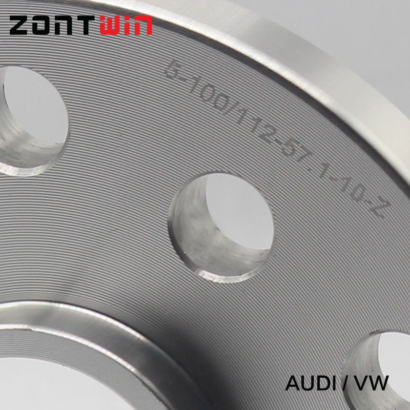 PCD Forge Spurverbreiterungen Der PCD 5x100/5x112mm HUB 57,1mm 12mm dicke Rad Adapter 5x 100/112 57,1 für AUDI VW